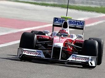 Тимо Глок показал лучшее время на тестах в Бахрейне