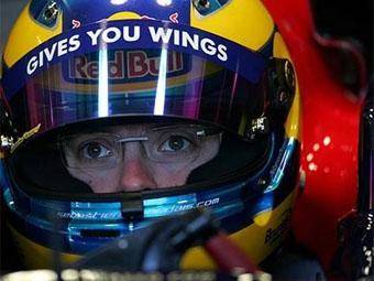 Себастьен Бурдэ протестирует Toro Rosso в Хересе
