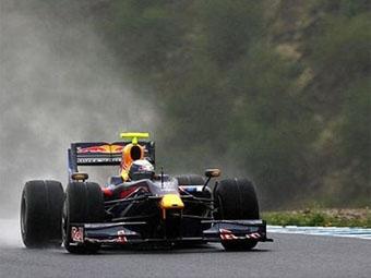 Себастьян Феттель доволен новым болидом Red Bull