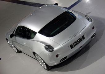 Zagato показала Maserati GS Spyder с новым кузовом