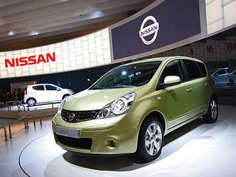 Обновленный Nissan Note начнут продавать в январе