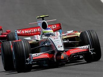 Новый болид Force India дебютирует 1 марта