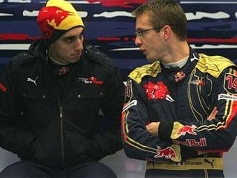 Команда Toro Rosso подтвердила контракт с Бурдэ