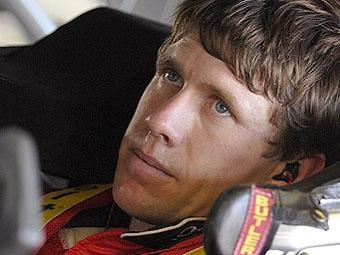 Американские СМИ назвали Эдвардса главным претендентом на титул в Sprint Cup-2009