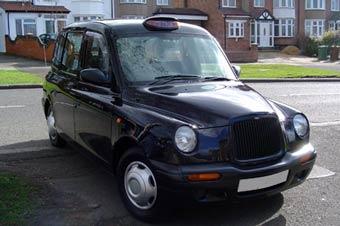 Китайцы будут выпускать легендарные лондонские такси