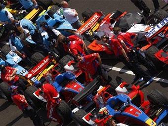 Организаторы GP2 опубликовали календарь и список участников 2009 года