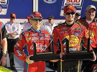 Мартин Трюикс-младший будет стартовать с поул-позиции в гонке Daytona 500