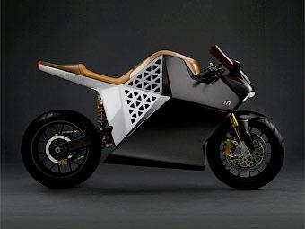 В США построили самый быстрый в мире электромотоцикл