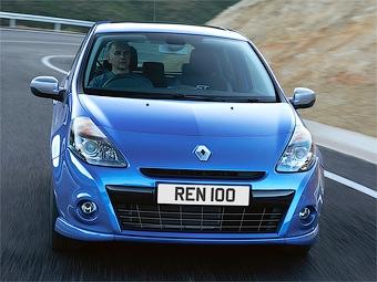 Появились первые фотографии обновленного хэтчбека Renault Clio
