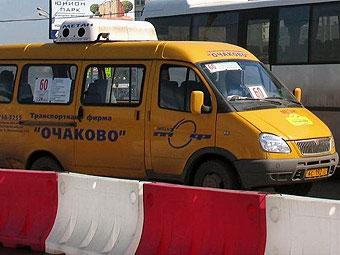 Власти Петербурга предложили увеличить штрафы для водителей маршруток