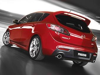 Британцы рассекретили новую Mazda3 MPS