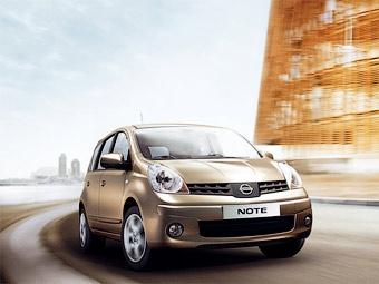 Автомобили Nissan в России подорожали на два процента