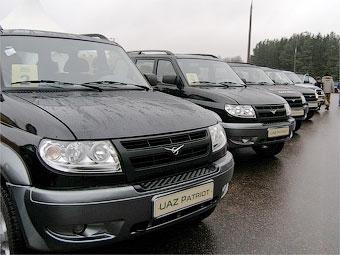 """""""УАЗ"""" выпустит в феврале 2,5 тысячи автомобилей"""