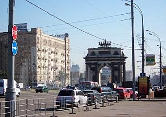 Первый из двух дублеров Кутузовского проспекта начнут строить в 2009 году