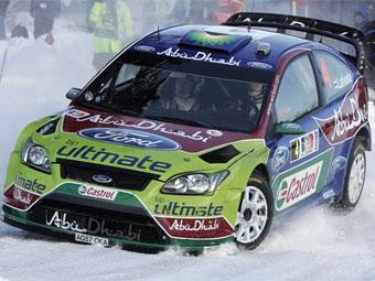 BP Ford Abu Dhabi провела тесты в Италии
