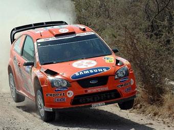 Команда Munchi's Ford вернется в WRC на Ралли Кипр