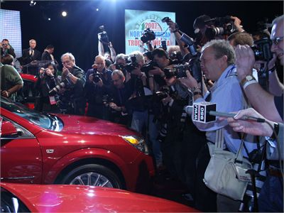 Дилеры уговорят Nissan участвовать в Детройтском автошоу