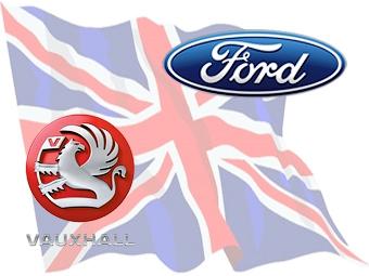Ford и GM повышают цены на свои автомобили в Великобритании