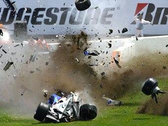"""Пилоты """"Формулы-1"""" заплатят за свою безопасность в десять раз больше"""