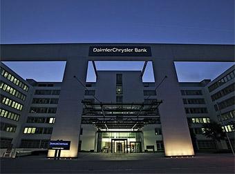 Daimler открыл в России собственный банк