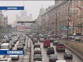 На Масленицу ограничат движение в центре Москвы