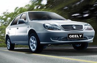 Geely планирует выпускать в России 100 тысяч машин в год