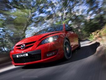 Mazda сделала Mazda3 MPS еще мощнее