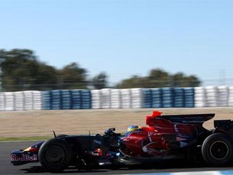 Презентация нового болида Toro Rosso состоится 9 марта