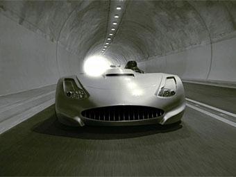 В Германии разбили прототип эксклюзивного суперкара Vermot Veritas