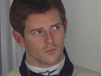 Энтони Дэвидсон стал тест-пилотом команды Brawn