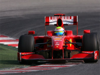 Ferrari выступит с KERS в Австралии