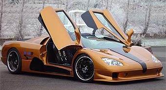 Американцы построили конкурента Bugatti Veyron