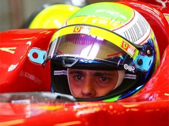 Фелипе Масса боится скорости машин Brawn GP