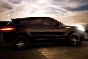 Land Rover привезет в Детройт новый трехдверный кроссовер