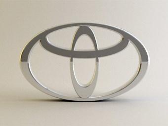 Toyota займет у японского банка 2 миллиарда долларов