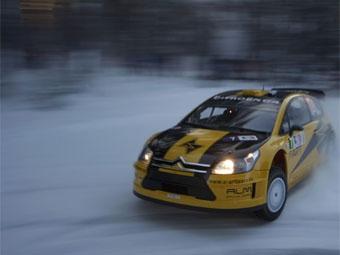 Евгений Новиков проведет второй этап WRC подряд