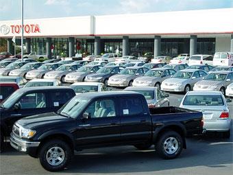 """Toyota останется """"номером два"""" еще на два года"""