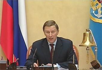 Сергей Иванов не верит в российский автопром