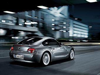 Компания BMW прекратила производство модели Z4