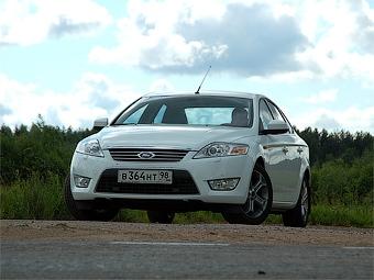 Выпуск Ford Mondeo в России отложен на начало 2009 года