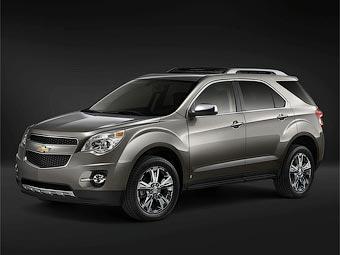 Новый Chevrolet Equinox дебютирует в Детройте