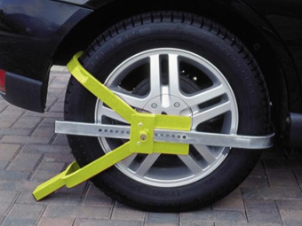 В Великобритании разрешат один раз припарковаться неправильно
