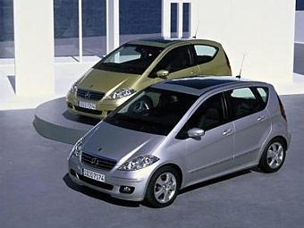 Mercedes отказался от выпуска компактных машин совместно с BMW