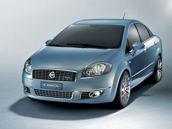 Fiat намерен выпускать седан Linea в Китае