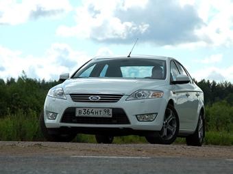 В Великобритании водители Ford Mondeo превышают скорость чаще других