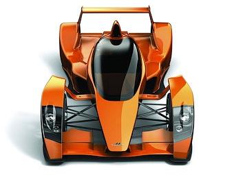 Суперкар Caparo T1 стал еще экстремальнее и мощнее