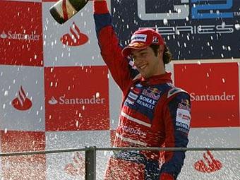 Бруно Сенна ведет переговоры с командой DTM