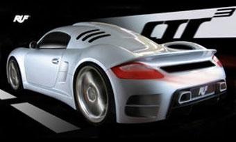 RUF разрабатывает 700-сильный суперкар