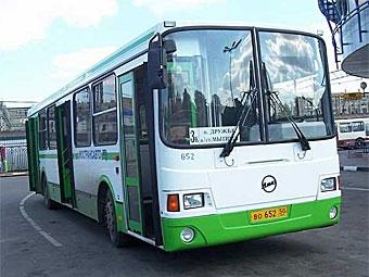 ГИБДД Москвы будет усиленно проверять автобусы