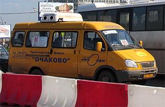 ГИБДД Москвы запретило эксплуатацию восьми тысяч автобусов и маршруток